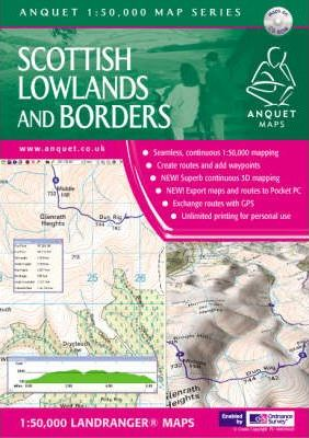 Scottish Lowlands and Borders