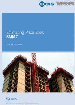 SMM7 Estimating Price Book