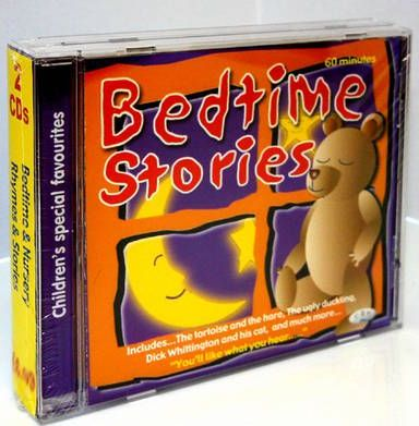 Bedtime and Nursery Rhymes and Stories
