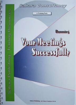 Running Your Meetings Successfully