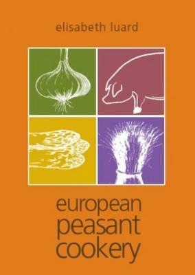 European Peasant Cookery Cover Image