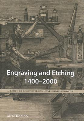 Engraving and Etching 1400-2000 Cover Image