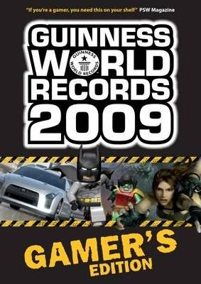 Guinness World Records Gamer's Edition 2009 2009