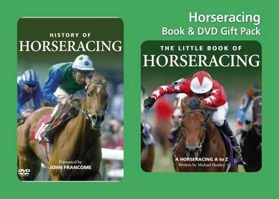 Horseracing Book and DVD Gift Pack