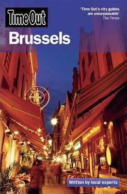 """""""Time Out"""" Brussels for Visitors"""