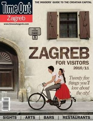 """Time Out"" Visitors' Guide to Zagreb 2010"