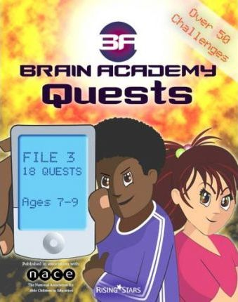 Brain Academy Quests Mission File 3: Mission file 3