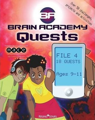 Brain Academy Quests Mission File 4: File 4