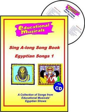 Sing A-long Song Books: Egyptian Songs