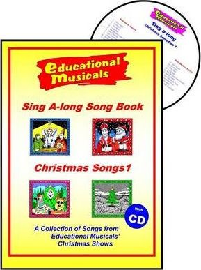 Sing A-long Song Books: Christmas Songs 1