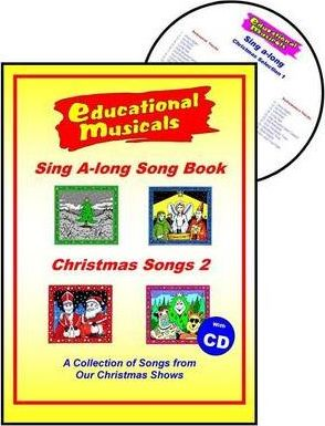 Sing A-long Song Books: Christmas Songs 2