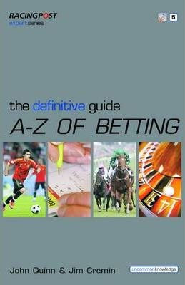The Definitive Guide to Betting