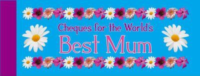 World's Best Mum Cheques
