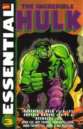 Essential Incredible Hulk: Volume 3