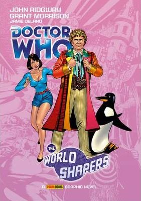 Doctor Who: World Shapers Vol 9