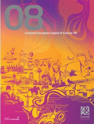 Official 2008 Liverpool Capital of Culture Guide