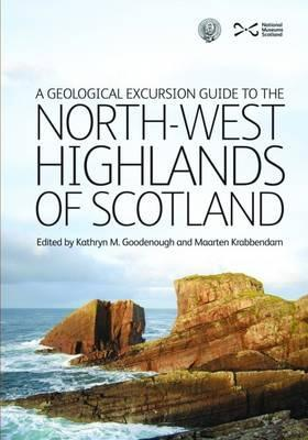 9781905267538: a geological excursion guide to the north-west.