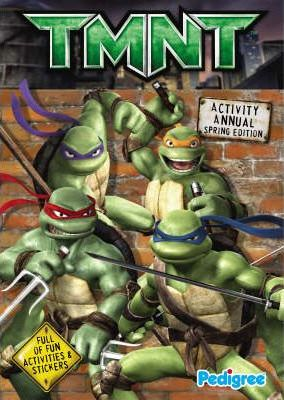 Turtles the Movie Activity Annual 2007