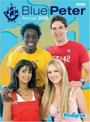 """Blue Peter"" Annual 2008"