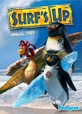 Surfs Up Annual 2008
