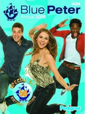 """""""Blue Peter"""" Annual 2009"""