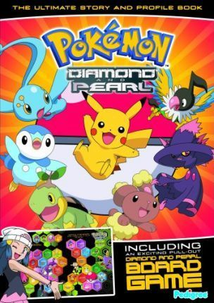 """""""Pokemon"""" Profile and Story Book 2008"""