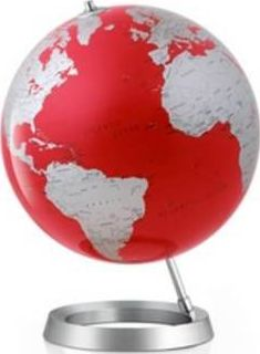 Vision Red Globe
