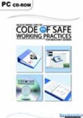 Code of Safe Working Practices for Merchant Seaman