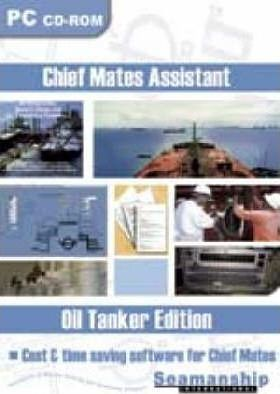 Chief Mates Assistant: Oil Tanker Edition