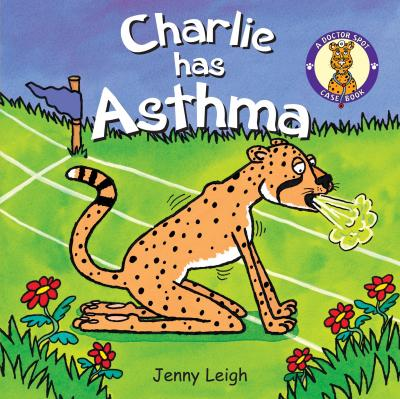 Charlie has Asthma Cover Image