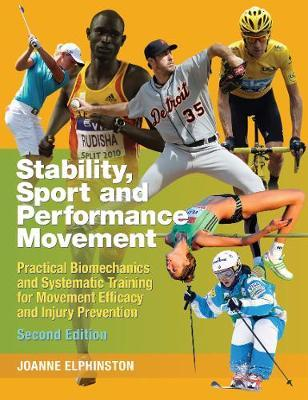 Stability, Sport and Performance Movement - Joanne Elphinston