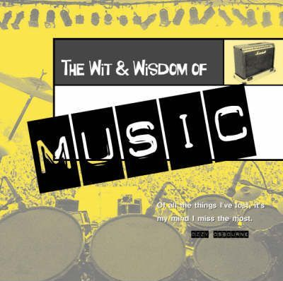 Wit and Wisdom of Music