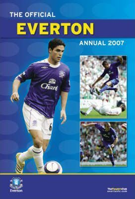Official Everton FC Annual 2007 2007