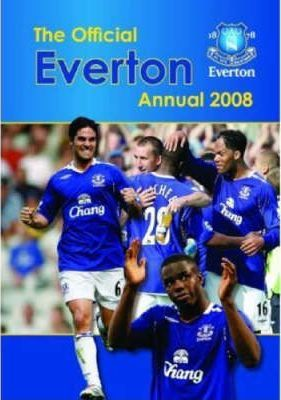 Official Everton FC Annual 2008 2008