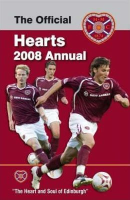 Official Hearts FC Annual 2008