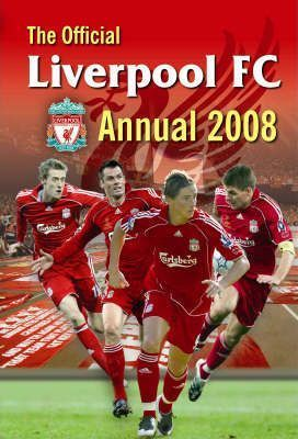 Official Liverpool FC Annual 2008