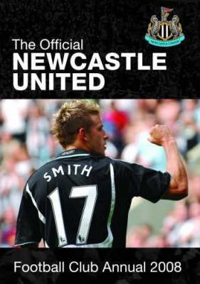 Official Newcastle FC Annual 2008 2008