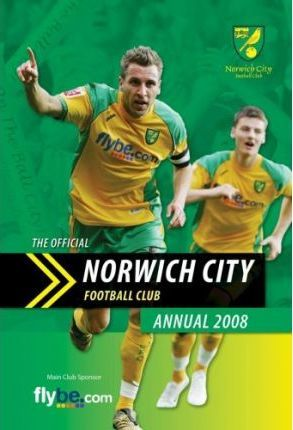 Official Norwich City FC Annual 2008
