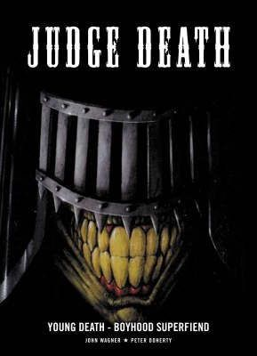 Judge Death Young Death, Boyhood Superfiend