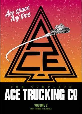 The Complete Ace Trucking: v. 2