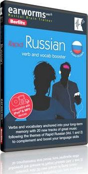 Berlitz earworms Rapid Russian (Verb and Vocab Booster)
