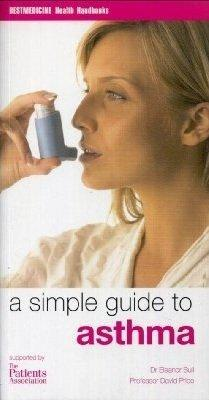 SIMPLE GUIDE TO ASTHMA STICKERED