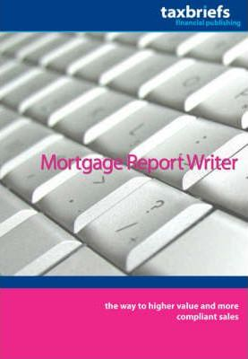 Mortgage Report Writer