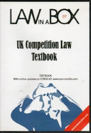 Competition Law in a Box: Textbook