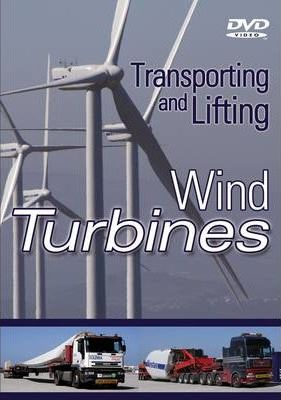 Transporting and Lifting Wind Turbines