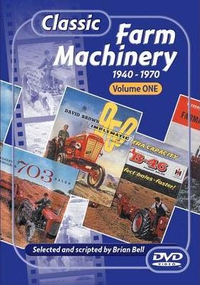 Classic Farm Machinery: Pt. 1