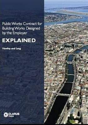 Public Works Contract For Building Works Designed By The Employer