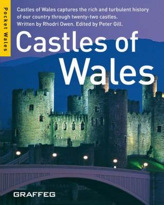 Castles of Wales Cover Image