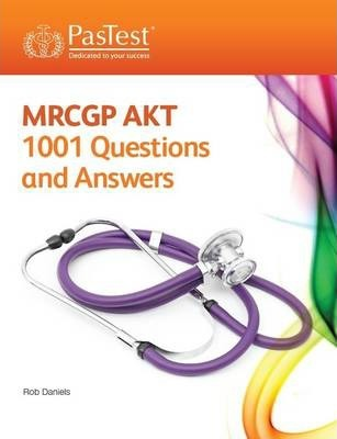 MRCGP Applied Knowledge Test Cover Image