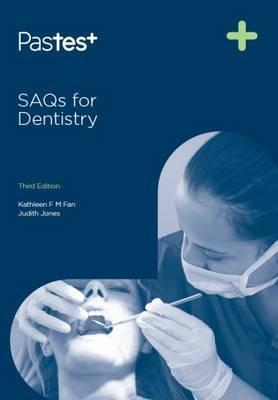 SAQs for Dentistry Cover Image